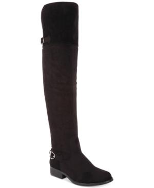 5b7b80d0b9c American Rag Adarra Wide-Calf Over-The-Knee Boots