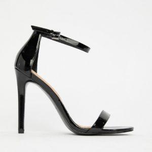 195a18eefb1 Aldo barley there heeled sandals - Black